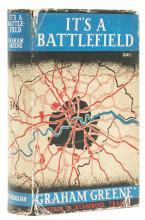 Greene (Graham) It's a Battlefield, first edition, 1934.