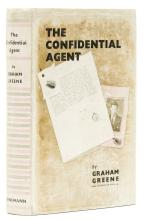 Greene (Graham) The Confidential Agent, first edition, 1939.
