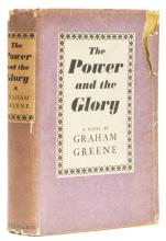 Greene (Graham) The Power and the Glory, first edition, 1940.