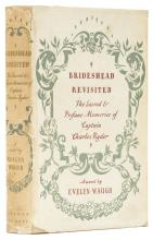 Waugh (Evelyn) Brideshead Revisited, first edition, 1945.