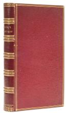Bewick (Thomas) A General History of Quadrupeds, first edition, red morocco, Newcastle upon Tyne, 1790.