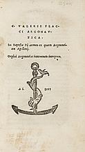 Valerius Flaccus (Gaius) Argonautica, 1523.
