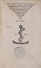 Budé (Guillaume) Libri V. de Asse, 1522.