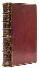 Roger Payne binding.- Plutarch. Vitae illustrium virorum, Venice, Heirs of Aldus Manutius and Andre Torresanus, 1519.