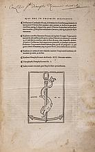 Bessarion (Johannes) In calumniatorem Platonis, 1516.