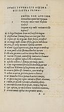 Juvenalis (Decimus Junius) Iuvenalis Persius, 1515.