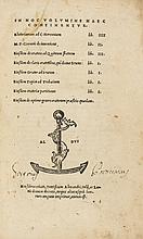 Cicero (Marcus Tullius) Rhetoricorum ad C. Herennium lib. IIII..., 1514.