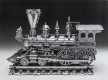 Jeff Koons (b.1955) Jim Beam - J.B. Turner Engine
