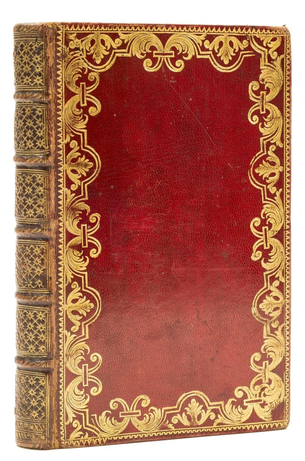 """Voltaire (François Marie Arouet de) Lettres Ecrites de Londres sur les Anglois et Autres Sujets, """"Basle"""" [i.e. London], 1734."""