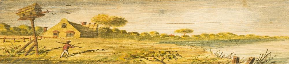 Fore-edge Paintings.- Bowdler (Miss) Poems and Essays, Bath, 1793; and 4 others, all with fore-edge paintings (5)
