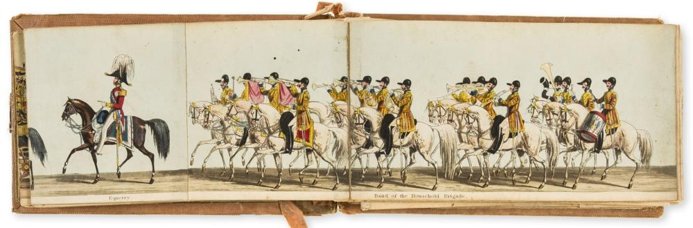 Coronation of Queen Victoria.- Fores & Co. (Samuel William, printsellers and publishers) Fores' Correct Representation of the State Procession on the Occasion of the August Ceremony of Her Majesty's …