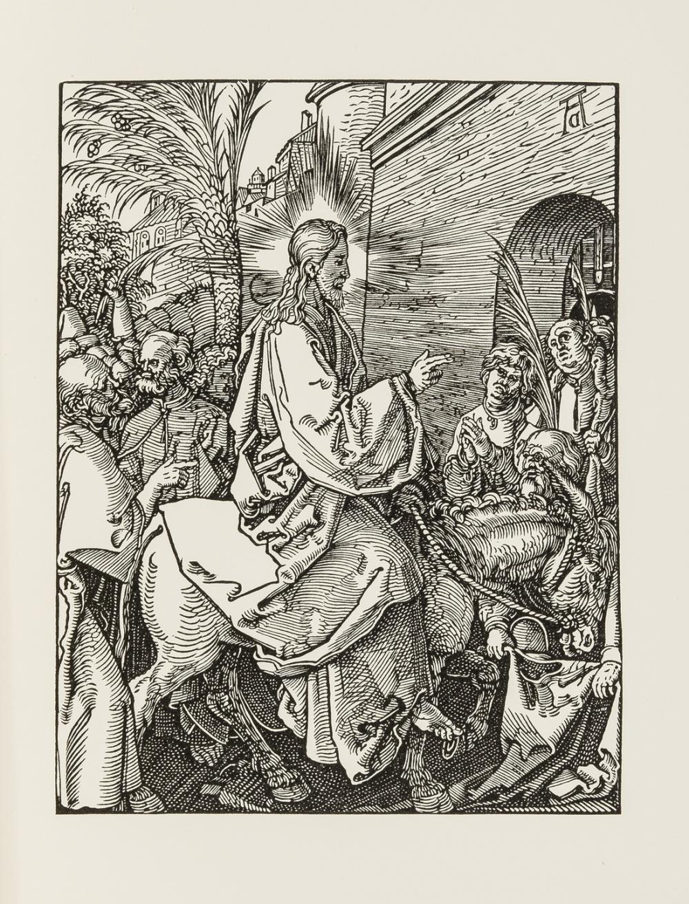 Officina Bodoni.- Dürer (Albrecht) The Little Passion, one of 140 copies, Verona, 1971.