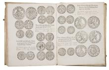 Numismatics.- Placcaet Ende Ordonnantie van de E.Heeren Staten van Hollant ende West-Wrieslant..., Aelbrecht Heyndricksz, The Hague, 1603 bound with 2 others, similar, and a 1752 Dutch broadside on coins (2)