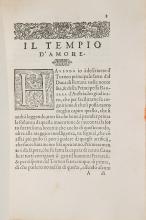 Fête.- Ferrara.- Argenti (Agostino) Cavalerie della Citta di Ferrara, 1566.