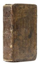Aldus Manutius.-  Anthologia Graeca, Venice, Aldus Manutius, November, 1503.