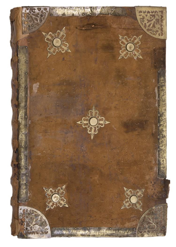Antiphoner.- manuscript on vellum, 110ff., in original binding, Spain, early 16th century.