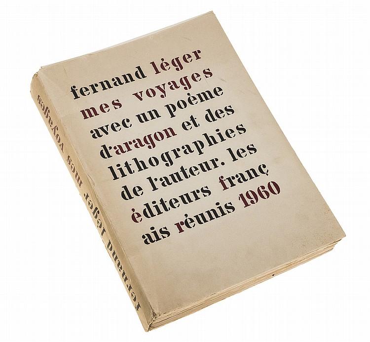 δ Fernand Leger (1881-1955) Mes Voyages