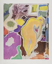 δ Ivon Hitchens (1893-1979) after. Figure, Early Morning.