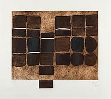 δ Victor Pasmore (1908-1988) Square Development (Bowness Lambertini G.51)