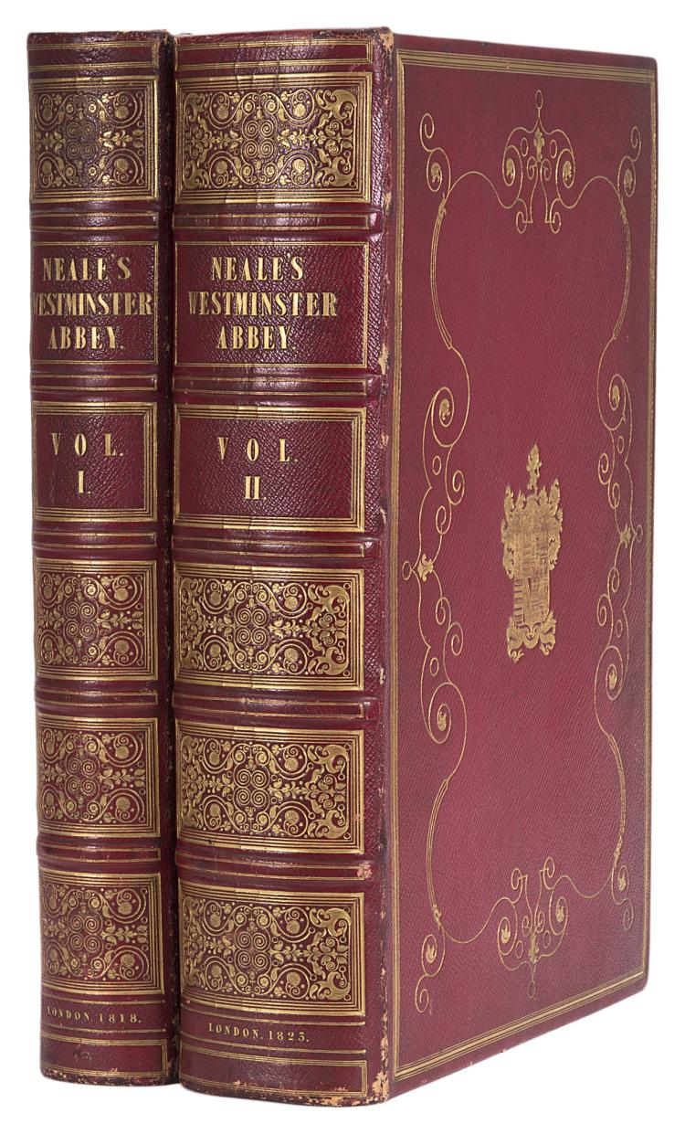 Westminster Abbey.- Neale (John Preston), The History and Antiquities of the Abbey Church of St. Peter, Westminster, 1823.