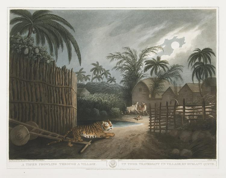 India.- Williamson (Capt. Thomas), and Samuel Howett., Oriental Field Sports, 1807.