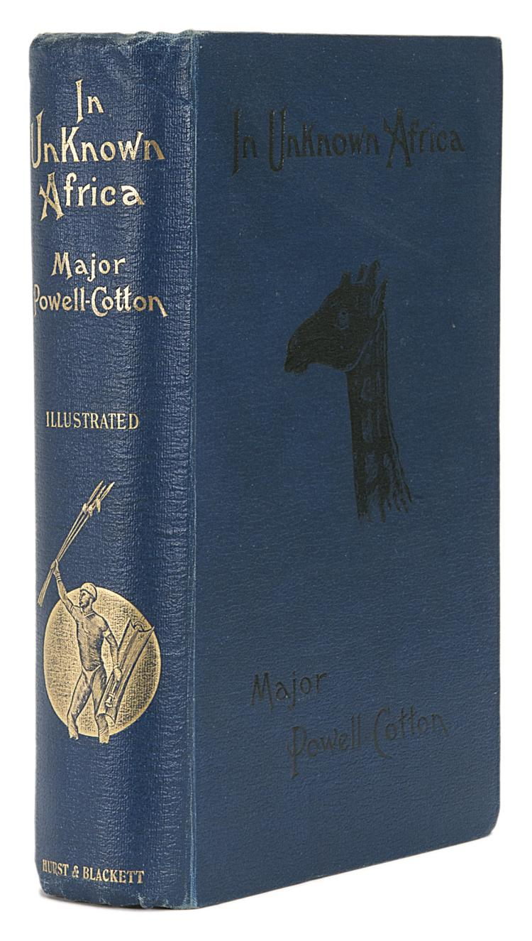 Africa.- Powell  (Maj. P.H.G.) In Unknown Africa, 1st ed., orig. cloth, 1904.