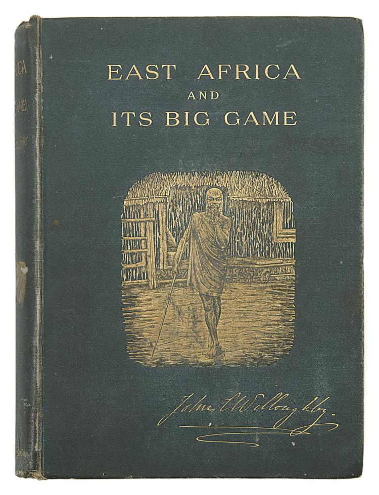 Africa.- Phillipps-Wolley (Clive), Big Game Shooting, 1894 & others, Bib Game (21)