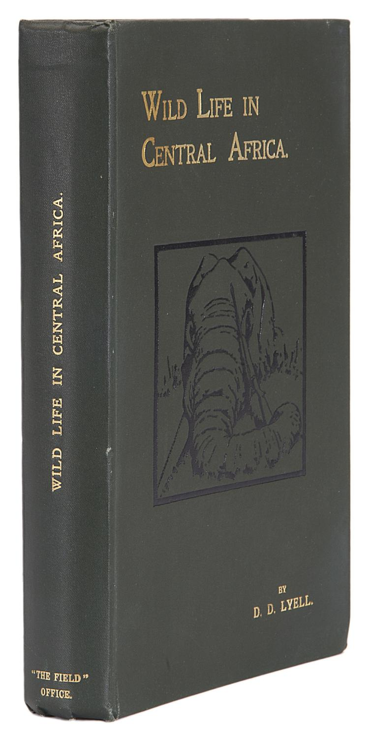 Africa.- Lyell (Denis D.) Wild Life in Central Africa, 1st ed., orig. cloth, 1913.