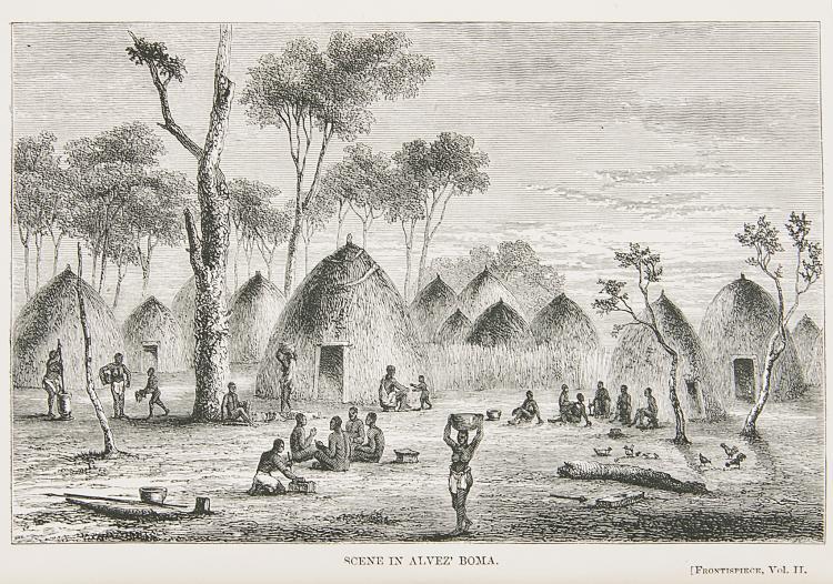 Africa.- Cameron  (Verney Lovett) Across Africa, 2 vol., 1st ed., orig. cloth, 1877.
