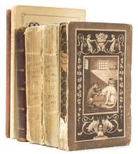 Hoffmann (Ernst Theodor Amadeus) Lebens-Ansichten der Katers Murr ..., vol. 2 only, first edition, Berlin, 1822.