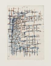 Stefan Hirsig (b.1966) Fahrenkamp's Raster