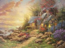 Thomas Kinkade Seaside Hideaway 1