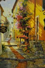 Original Marilyn Simandle Oil Painting