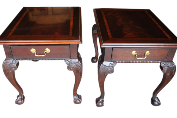 Thomasville Coffee End Table Set