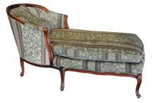 Fine French Chaise Loung