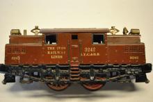 Rare Ives Railway Lines Locomotive 1921