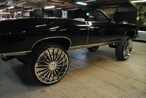 nba dariius miles 39 1975 pontiac grand ville convertible crui. Black Bedroom Furniture Sets. Home Design Ideas