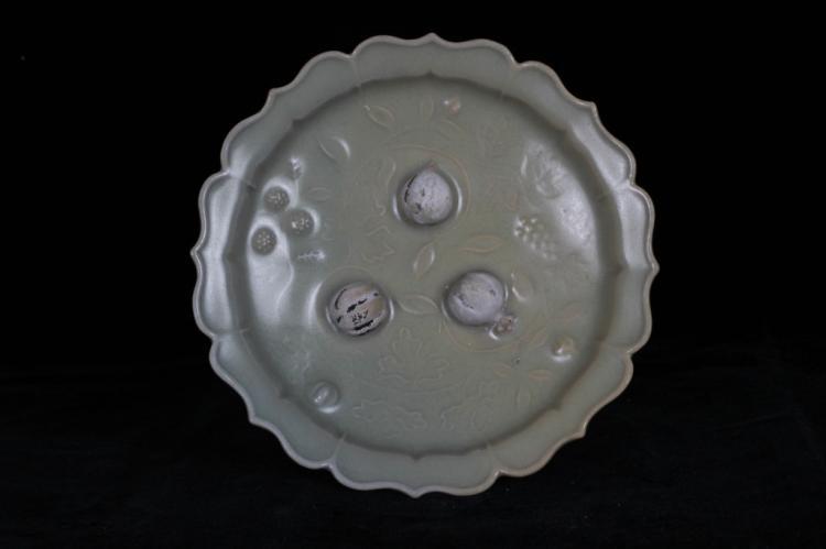 Chinese LongQuan Plate