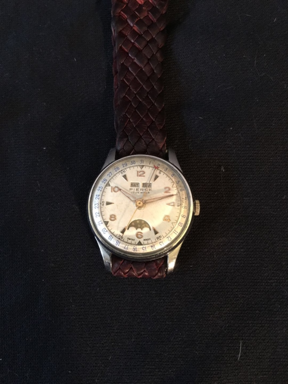 Pierce Watch, 1940's