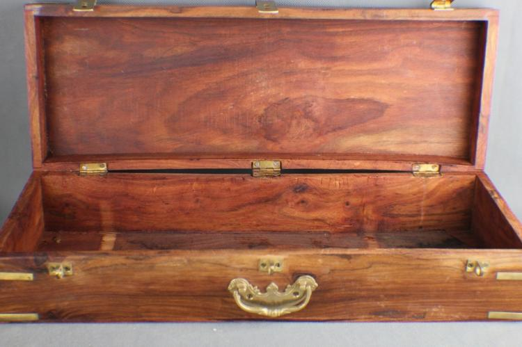 A Huang Hua Li wood Box