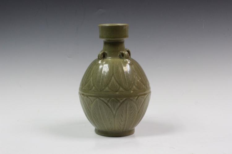 Chinese Yaozhou Ware Vase