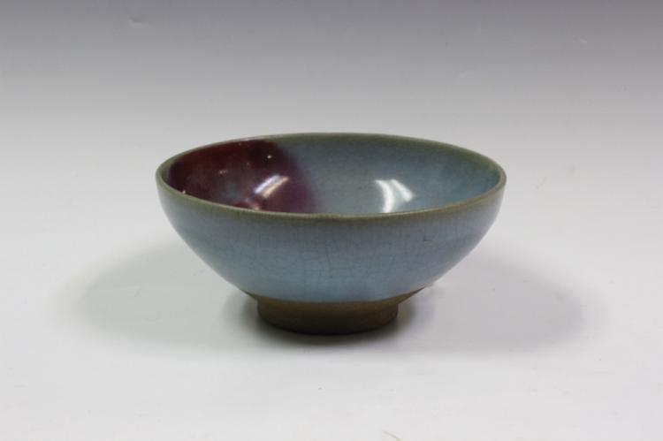 Chinese Tang Jun Bowl
