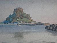 "THOMAS MAIDMENT (BRITISH, BORN 1871), ""St Michaels"