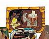 Gilbert PORTANIER (1926-) Plaque à décor de motifs abstraits en c, Gilbert Portanier, €0