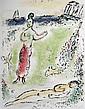 Marc Chagall, original Lithograph