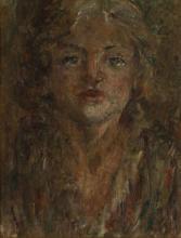 KATHLEEN LETITIA (KATE) O'CONNOR - (1876-1968) - PORTRAIT