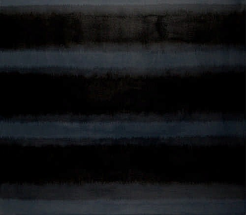 BEN PUSHMAN - SCAR SERIES - Acrylic on canvas