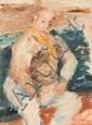 NEVILLE MIRVANE BUNNING (B. 1902), PORTRAIT OF