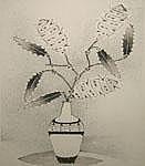 IRWIN CROWE (1908-2003) STILL LIFE Signed Pencil