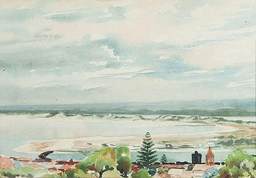 JOHN ARCHIBALD (JOCK) CAMPBELL BUNBURY HARBOUR